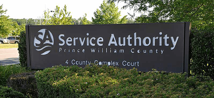 service-authority-sign